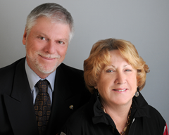 Bill Gosewitz and Joanne Mazerolle-Gosewitz
